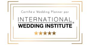 logo international wedding institute